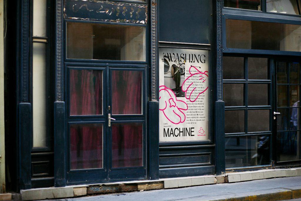 Aesthetic Poster- AlexBonnin Brand aesthetic poster desgin