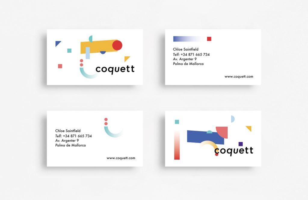 Coquett-AlexBonnin Branding children clothes