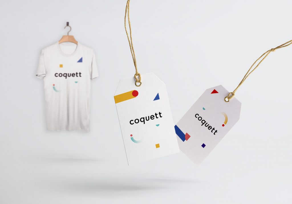 Coquett-AlexBonnin Branding children clothes