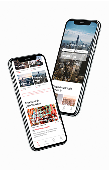 Travel app-AlexBonnin UI Design app features